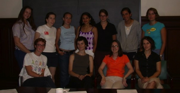 WISC founding group