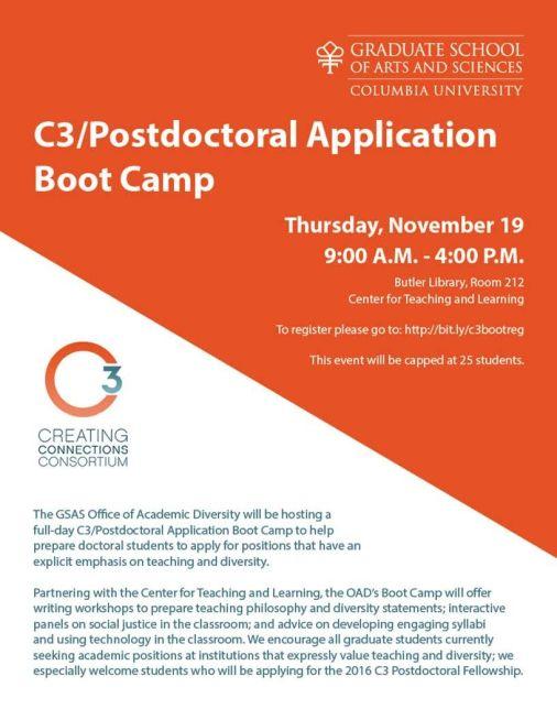 C3 Bootcamp